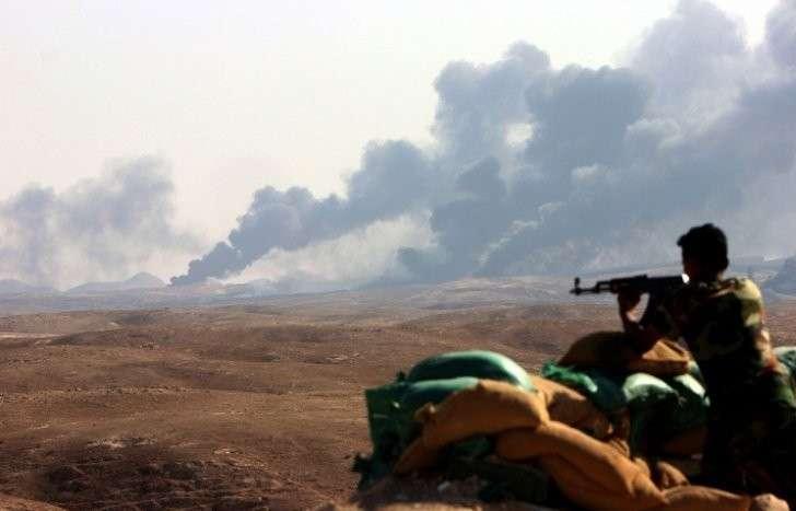 Боевики ИГ потеряли 90% захваченной нефтяной инфраструктуры