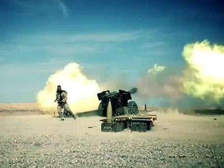 Беспощадная бойня: иракский спецназ атакует ИГИЛ