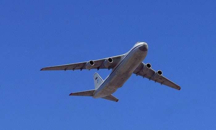 Огонь по «Руслану». По российской авиации стреляют одновременно из Киева и из НАТО