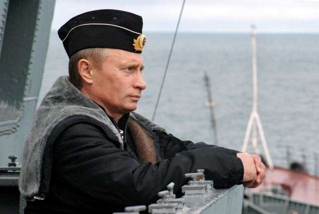 Ультиматум Владимиру Путину