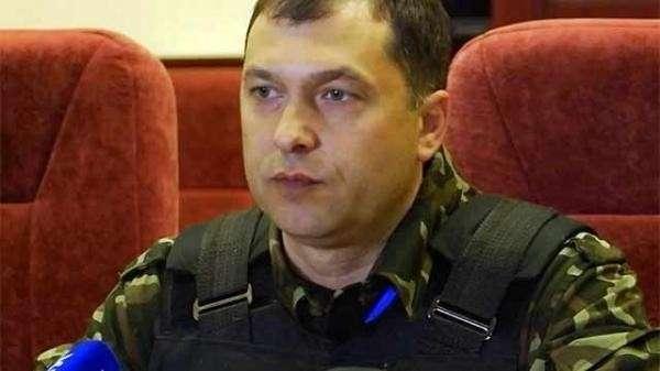 Герои Новороссии: глава ЛНР Валерий Болотов