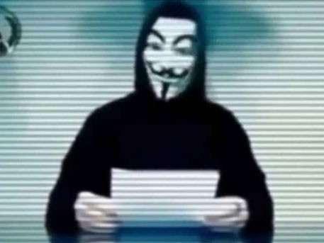 Хакеры из Anonymous объявили кибервойну Турции за сговор с ИГИЛ