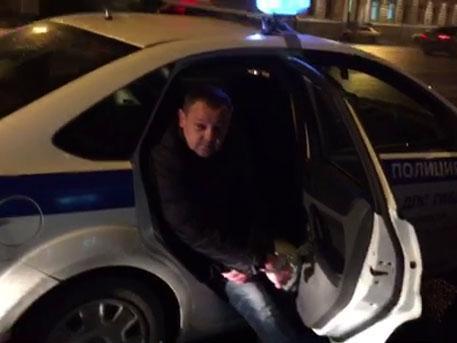 Банду автоподставщиков обезвредили в центре Москвы