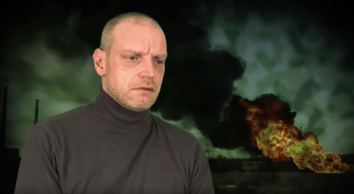 Фильм Марка Барталмая «Украинская агония - скрытая война»