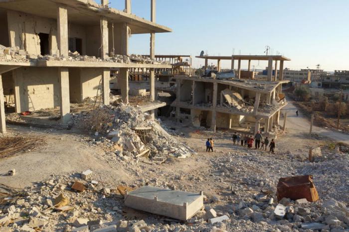 В ООН не подтвердили выдумки Amnesty International о действиях ВКС РФ в Сирии