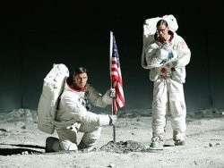 Стэнли Кубрик свидетельствует, что «полёт» американцев на Луну состоялся на Земле