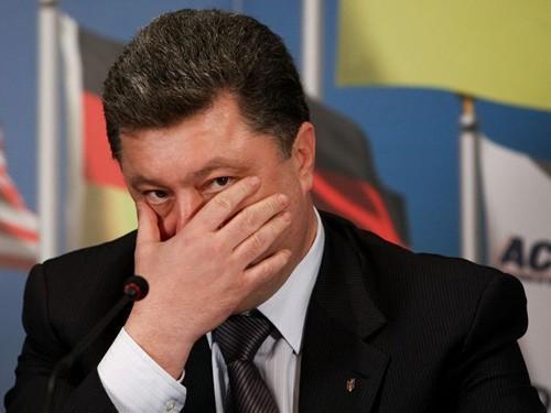 Украинский Чемберлен тоже накаркает