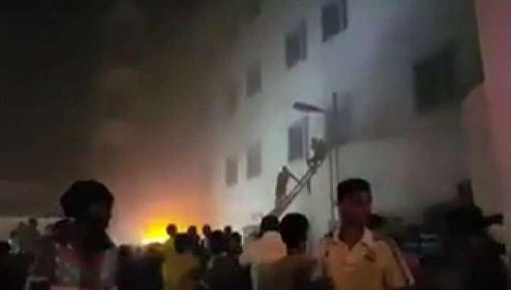 Трагедия в Саудовской Аравии: десятки людей погибли при пожаре в больнице
