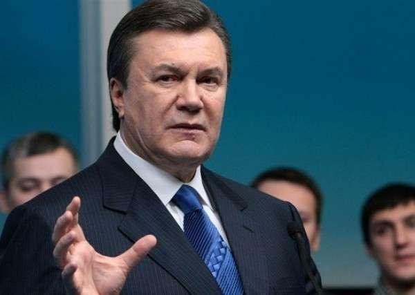 Янукович начинает действовать?                              Указ Президента Украины № 90/2014 от 27 февраля 2014