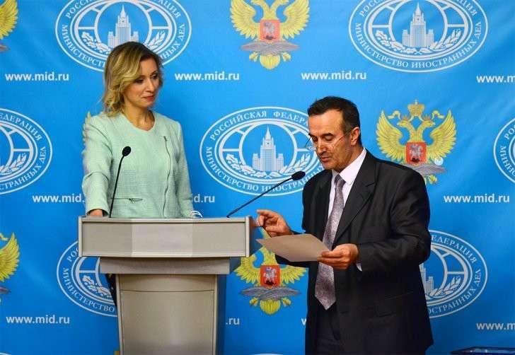 Брифинг официального представителя МИД России М.В. Захаровой, Москва, 24 декабря 2015 года