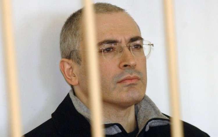Лучше бы Ходорковскому сидеть