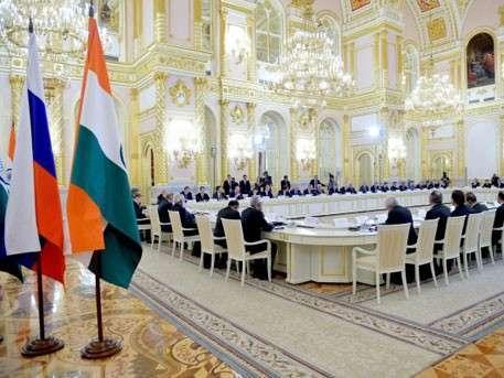 Россия будет поставлять нефть Индии в течение 10 лет