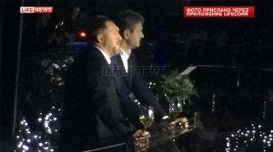 Министр Александр Ткачёв погулял на корпоративе Олега Дерипаски