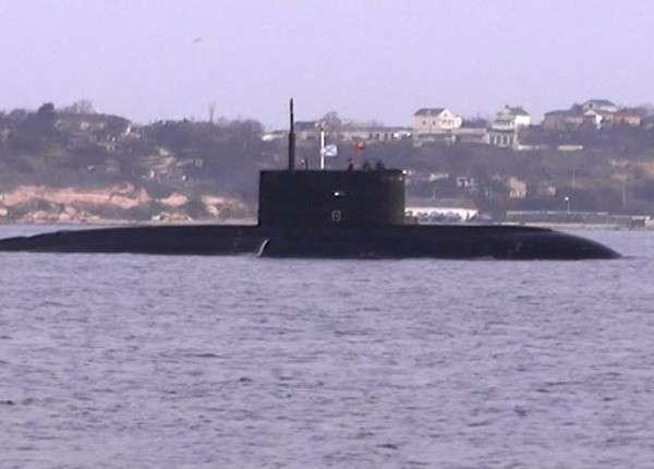 Подлодка «Ростов-на-Дону» вернулась из боевого похода против ДАИШ