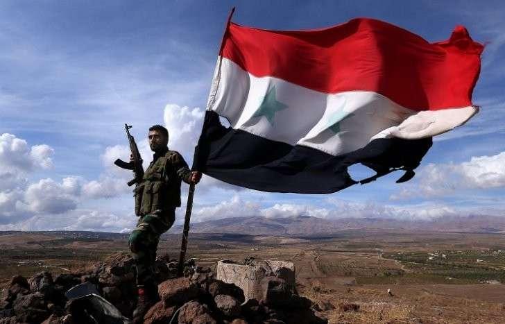 Сергей Лавров заявил, что на территории Сирии присутствуют бандиты со всего мира, в том числе из РФ