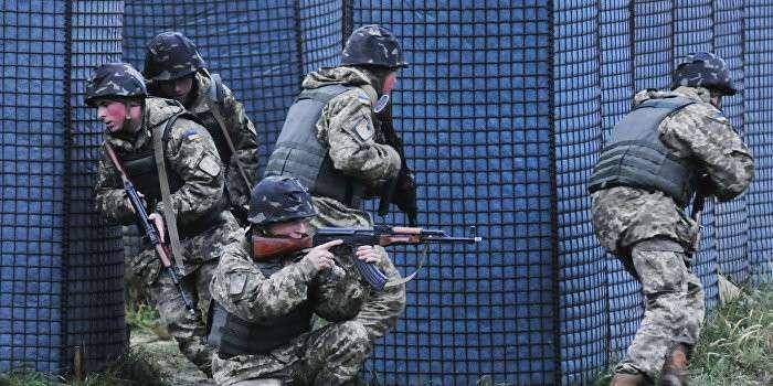 ВСУ начали масштабные учения на границе с Приднестровьем
