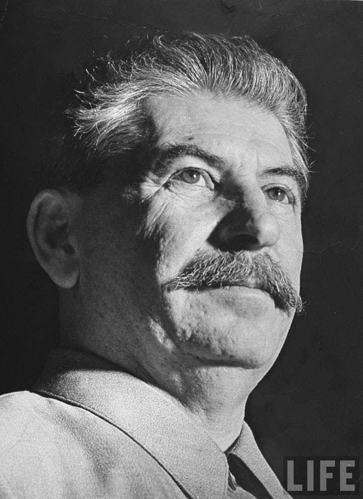 Сталин - человек, которого нужно понять (3 серии)