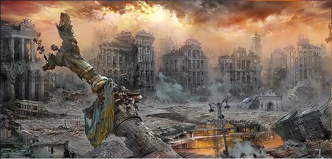 Государство Украина уничтожено. Что произошло минувшей ночью