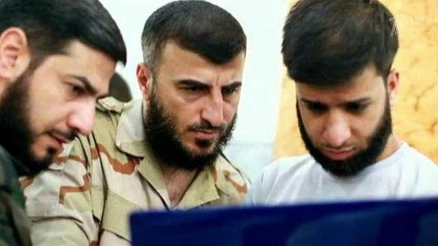В Сирии ликвидирована большая группа боевиков вместе с главарём
