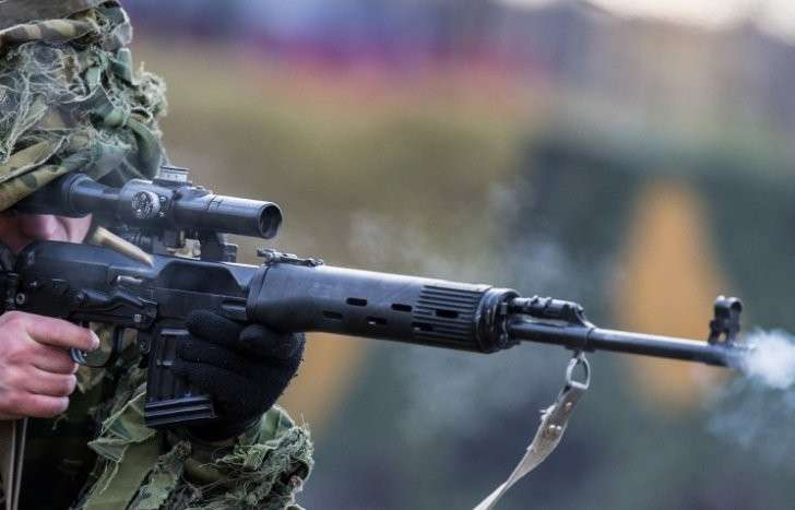Представитель минобороны ДНР Басурин попал под снайперский огонь ВСУ