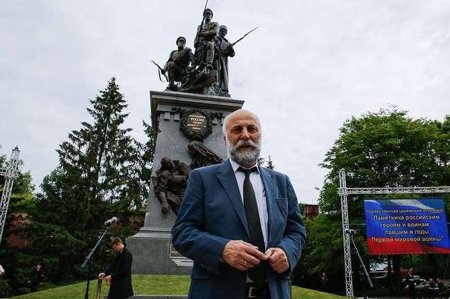 Первый в России: в Калининграде открыли памятник героям Первой Мировой
