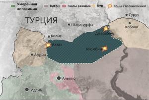 сирия зона безопасности