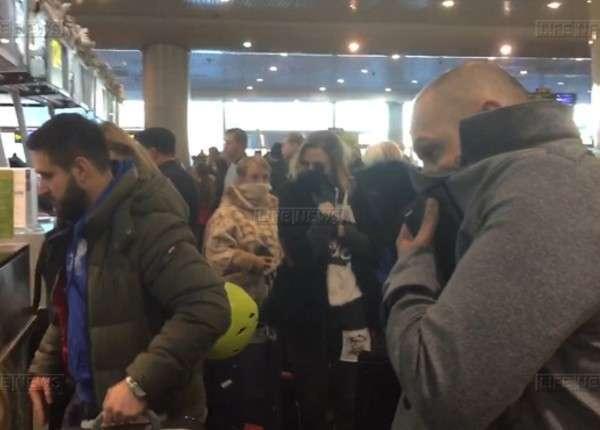 Аэропорт Домодедово в Москве подтопило из-за прорыва канализации