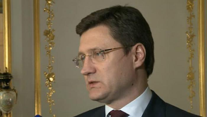 Александр Новак считает, что Украина не сможет заместить российский газ