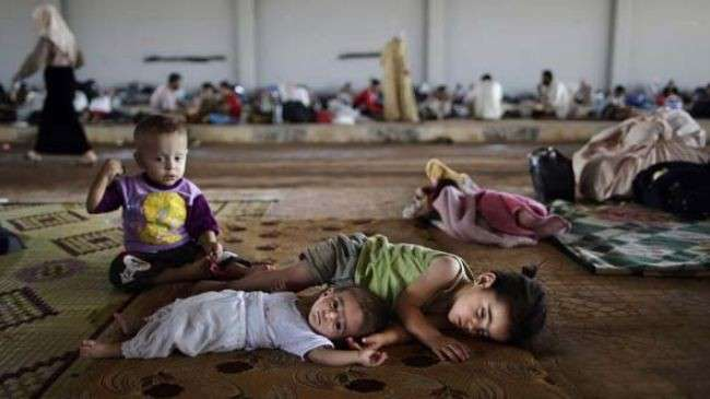Дикари из ИГИЛ открыто торгуют нормальными людьми