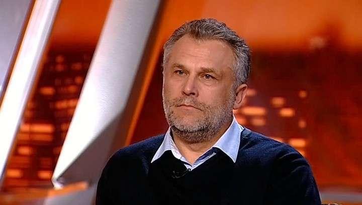 Алексей Чалый уходит с поста спикера законодательного собрания Севастополя