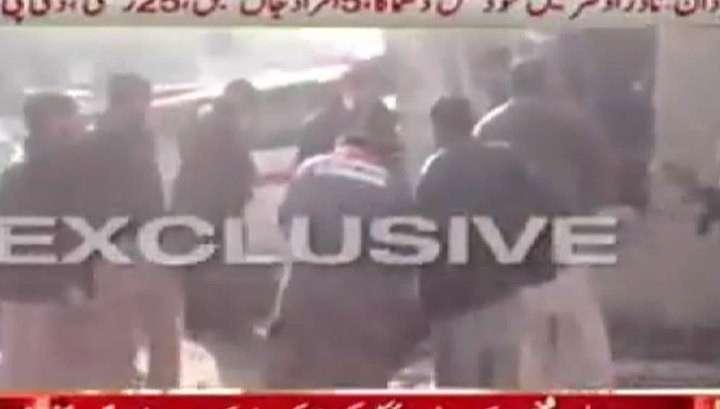 Теракт в Пакистане: 12 человек убиты, 25 ранены
