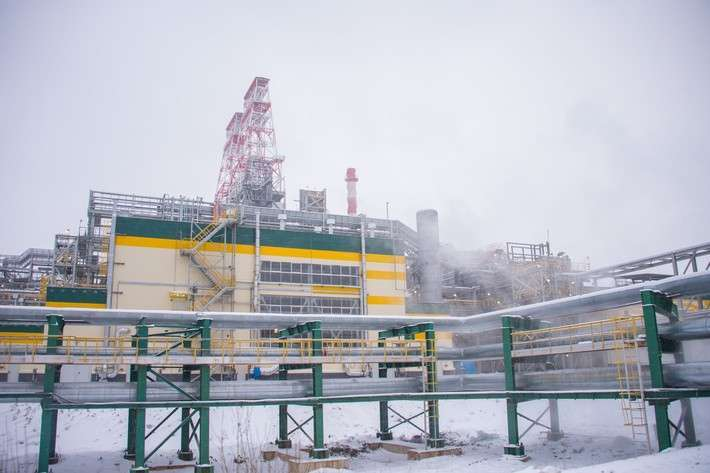 В Татарстане запущен новый энергоблок Нижнекамской ТЭЦ