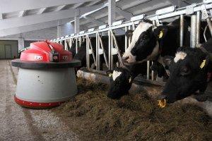 В Калужской области открылась 27-я роботизированная ферма