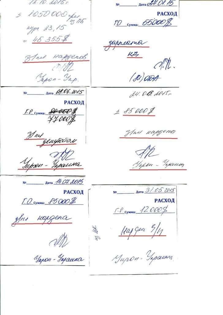 Корбана окончательно слили, опубликовав чёрную бухгалтерию Коломойского