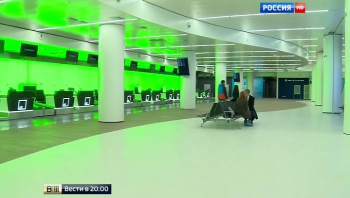 Аэропорты к Новому году: открылись воздушные гавани в Петрозаводске и Нижнем Новгороде