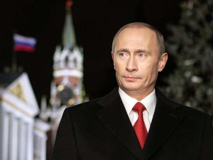 Новогоднее обращение Путина 2016