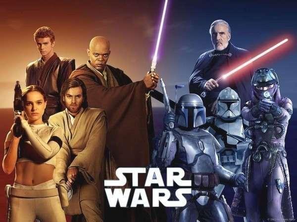Сериал «Звёздные войны»: борьба между Добрым злом и Злым добром