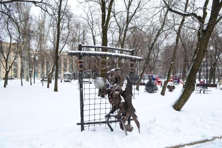 Просто Донецк. Интересный фоторепортаж
