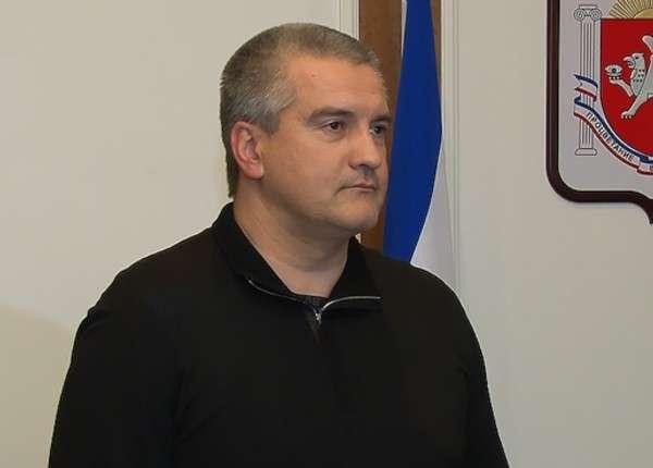 Аксёнов послал Киев «подальше» с его условиями поставок электричества