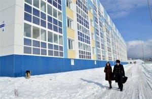 Сахалинским пограничникам вручили ключи от новых квартир