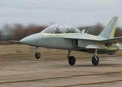 Первый полёт опытного образца самолёта СР-10