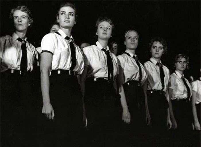 Жёны для «истинных арийцев»