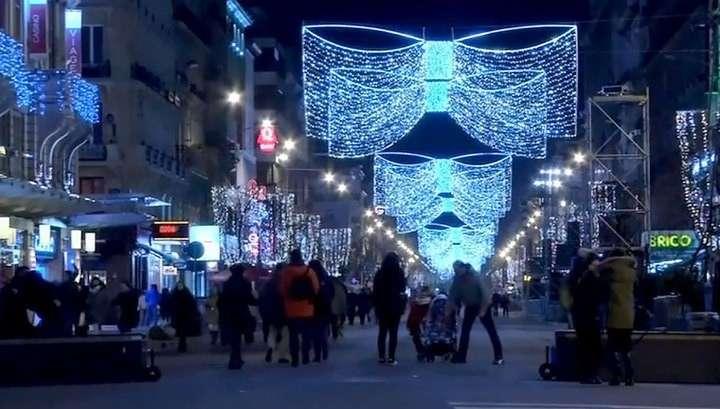 Грустный праздник: террористы испортили Европе Новый год