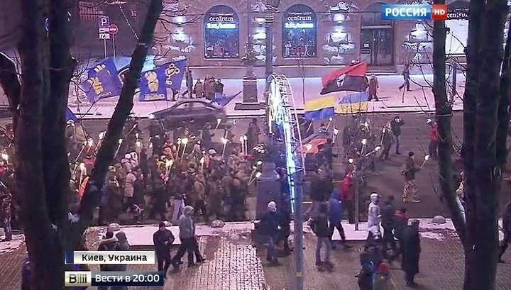 Еврейская Хунта отбросила Украину в начало лихих 90-х