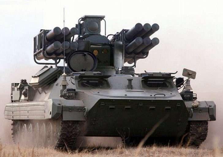 Преемник «Стрелы-10», наконец-то: ЗРК «Сосна»