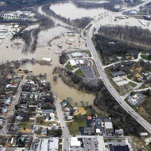 Жертвами наводнений в США стали 22 человека