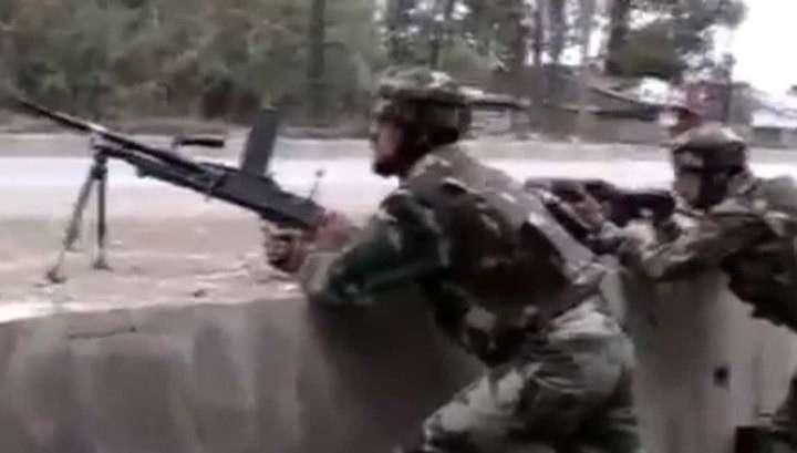 Нападение на базу ВВС Индии: ликвидированы четыре боевика, ещё трёх ищут