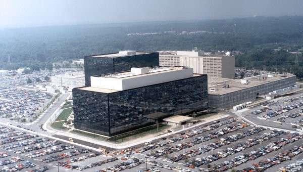 Здание Агентства национальной безопасности (АНБ) в США, архивное фото