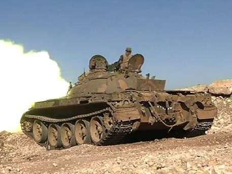 Сирийская армия громит террористов ИГИЛ и берет трофеи