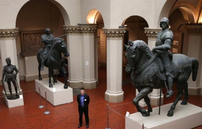 Московские музеи открываются для бесплатного посещения в дни зимних каникул